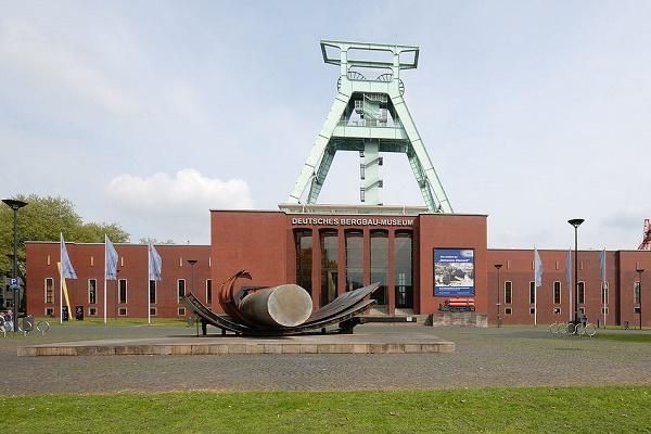 German Mining Museum in Bochum